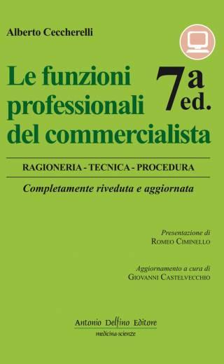 Ceccherelli – Le funzioni professionali del commercialista, 7ªed.