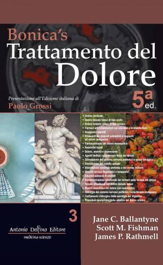 Bonica's Trattamento del Dolore, 5ª ed. – Volume 3